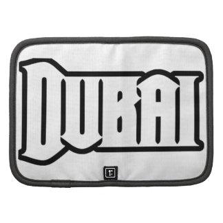 Rep Ya Hood  Custom Dubai, UAE Folio Planners
