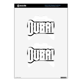 Rep Ya Hood  Custom Dubai, UAE Xbox 360 Controller Skin