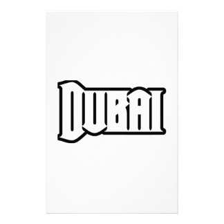 Rep Ya Hood  Custom Dubai, UAE Stationery