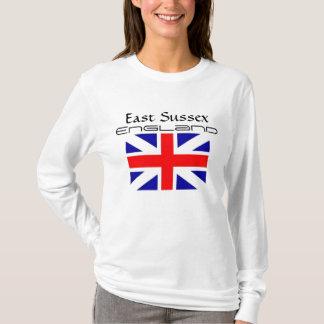 Rep Ya Hood Custom (England)East Essex T-Shirt