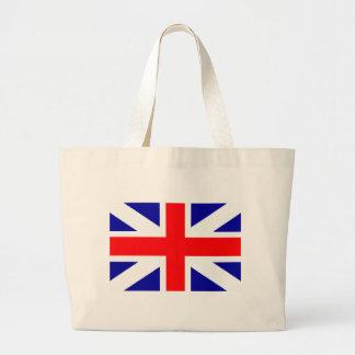 Rep Ya Hood Custom England Jumbo Tote Bag