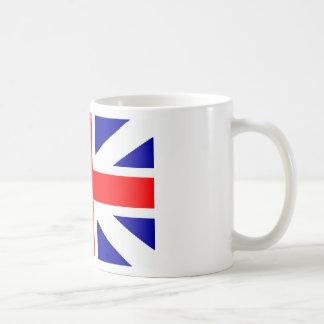 Rep Ya Hood Custom England Classic White Coffee Mug