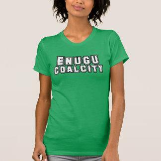 Rep Ya Hood Custom Enugu, Nigeria T-Shirt