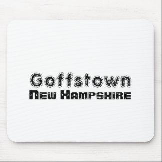 Rep Ya Hood Custom Goffstown, New Hampsire Mouse Pad