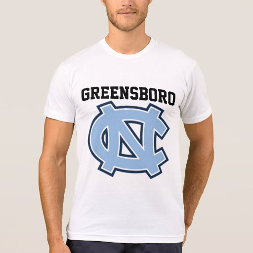 Rep Ya Hood Custom Greensboro, North Carolina Tee Shirts