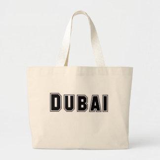 Rep Ya Hood Custom United Arab Emirates, Dubai Jumbo Tote Bag
