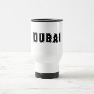 Rep Ya Hood Custom United Arab Emirates, Dubai 15 Oz Stainless Steel Travel Mug