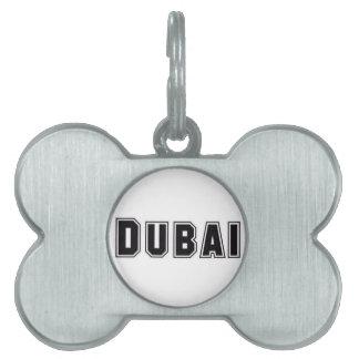 Rep Ya Hood Custom United Arab Emirates, Dubai Pet Name Tags