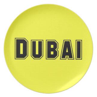 Rep Ya Hood Custom United Arab Emirates, Dubai Plate