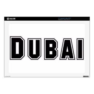 "Rep Ya Hood Custom United Arab Emirates, Dubai 17"" Laptop Skins"