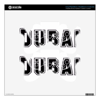 Rep Ya Hood Custom United Arab Emirates, Dubai PS3 Controller Skin
