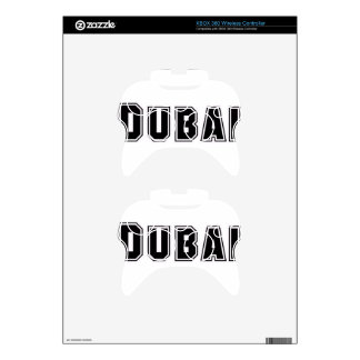 Rep Ya Hood Custom United Arab Emirates, Dubai Xbox 360 Controller Skin