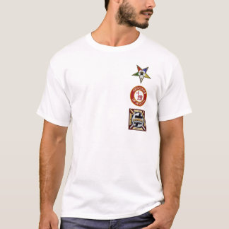Rep Your Houses OES Lapel T Shirt