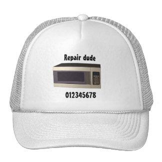 Repair dude hat