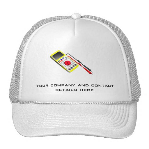 Repair man hat