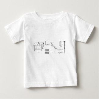 Repair Schematics Design Baby T-Shirt