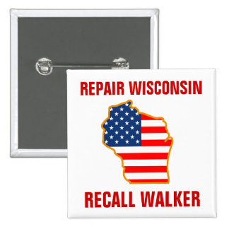 Repair Wisconsin, Recall Walker Buttons