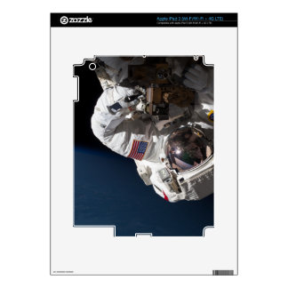 Repairing Space Station Decal For iPad 3
