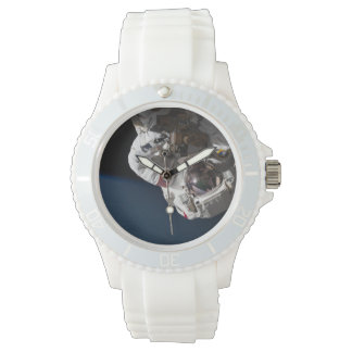 Repairing Space Station Watches