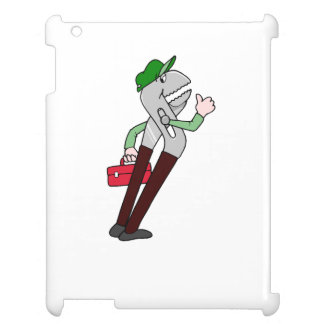 Repairman Pliers iPad Cover