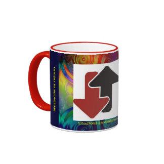 REPARACIÓN DE CRÉDITO RINGER COFFEE MUG