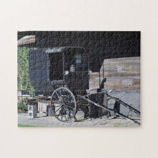 Reparación del cochecillo de Amish Rompecabezas