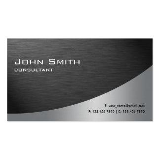 Reparación profesional moderna elegante del tarjetas de visita