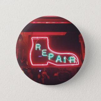 Repare Neon Sign NYC Button