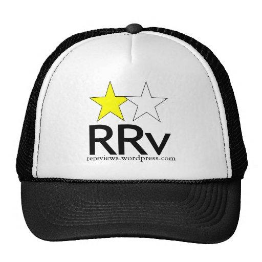 Repasa el gorra del logotipo