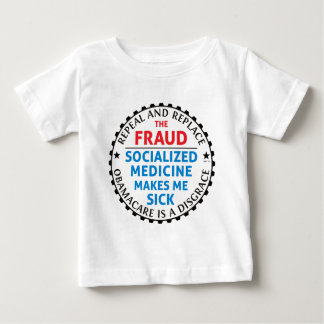 Repeal And Replace Baby T-Shirt