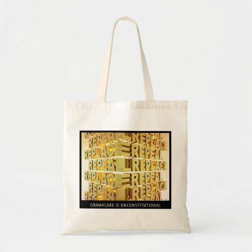 Repeal And Replace Bag
