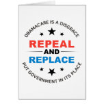 Repeal And Replace Card