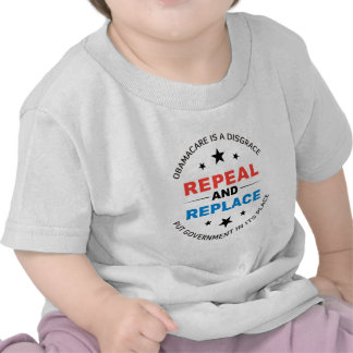 Repeal And Replace Shirts