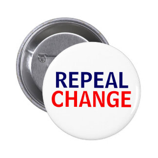 Repeal Change 2 Inch Round Button