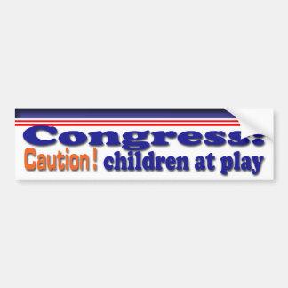 Repeal Congress Car Bumper Sticker