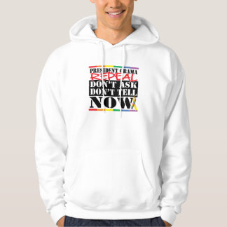 Repeal Don't Ask Don't Tell Hoodie