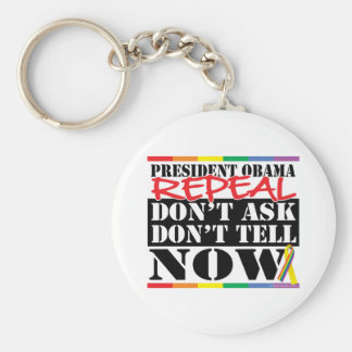 Repeal Don't Ask Don't Tell Keychain