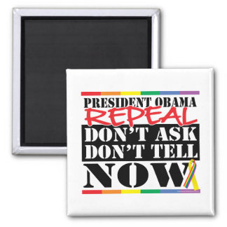 Repeal Don't Ask Don't Tell Magnets
