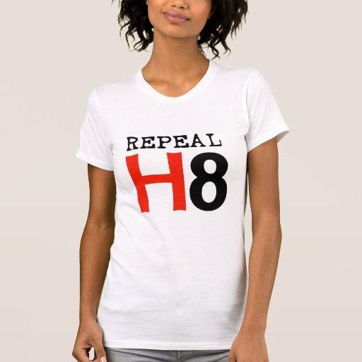 Repeal H8 Tanks