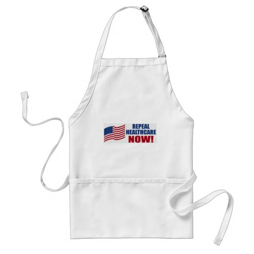 Repeal healthcare NOW! Aprons
