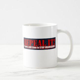 Repeal it! Mug