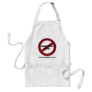 Repeal Murphy's Law Apron