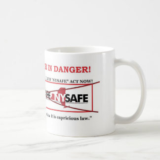 Repeal NY Safe ACT Coffee Mug