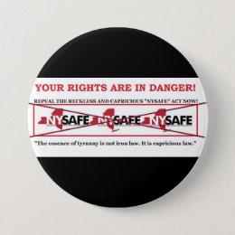 Repeal NY SAFE ACT pin