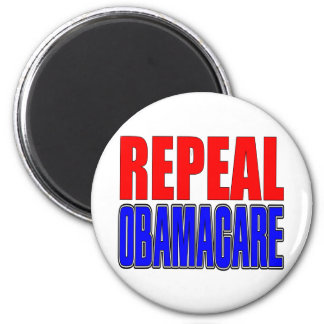 Repeal Obamacare 2 Inch Round Magnet