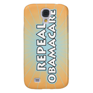 Repeal Obamacare Samsung Galaxy S4 Covers