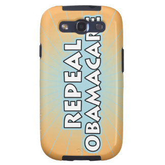Repeal Obamacare Samsung Galaxy S3 Cover