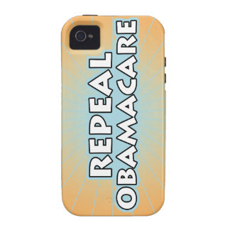 Repeal Obamacare Vibe iPhone 4 Case
