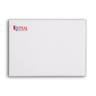 REPEAL OBAMACARE ENVELOPE