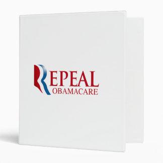 REPEAL OBAMACARE - png Vinyl Binders